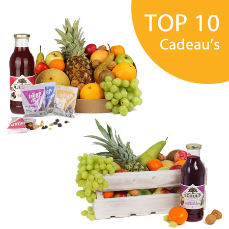 Top 10 Fruitmanden