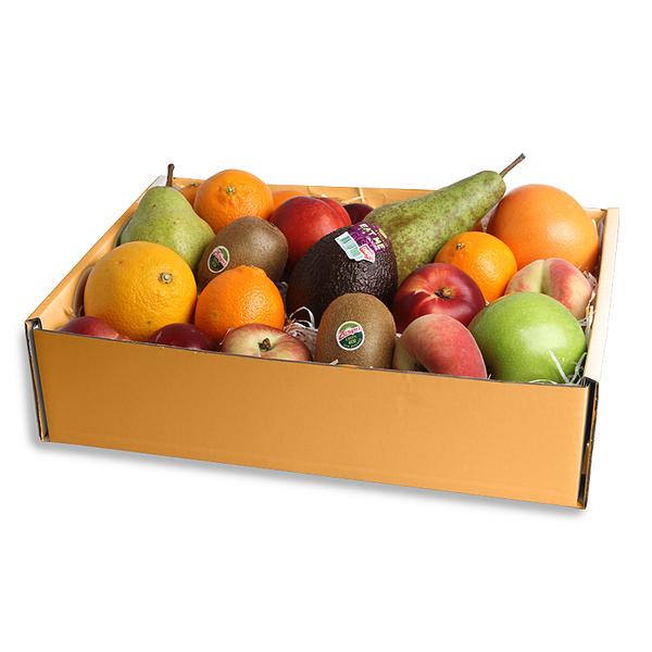 Fruitbox - Seizoen bestellen