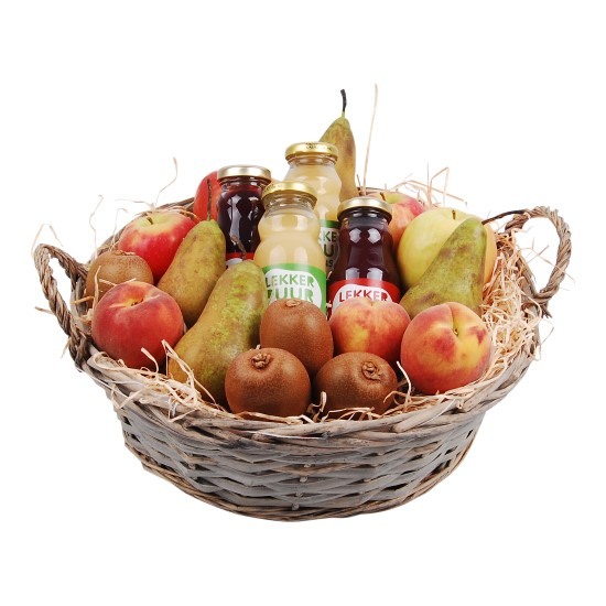 Fruitmand Lekker en Puur bestellen