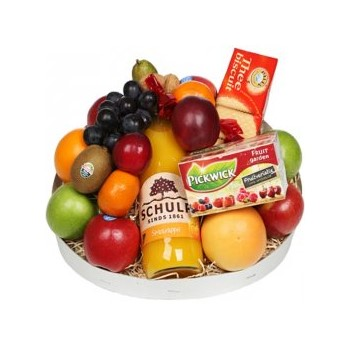 Fruitschaal - Senioren bestellen