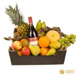 Fruitbox - rode wijn bestellen