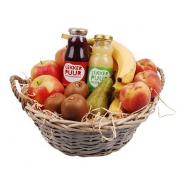 Fruitmand mixed Duo Vitamine